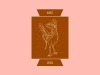 Arizona Illustration