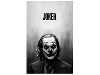 Joker Digital Painting Final