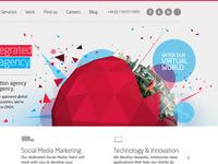 Website Re-work