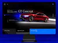 Mercedes Homepage