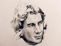 Senna Sketch