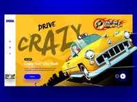 Sega Crazy Taxi