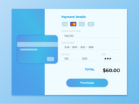 Daily UI #002 Checkout