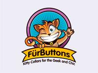 Fur Buttons