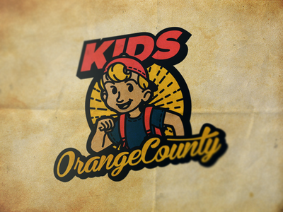 Kids Orange County Logo