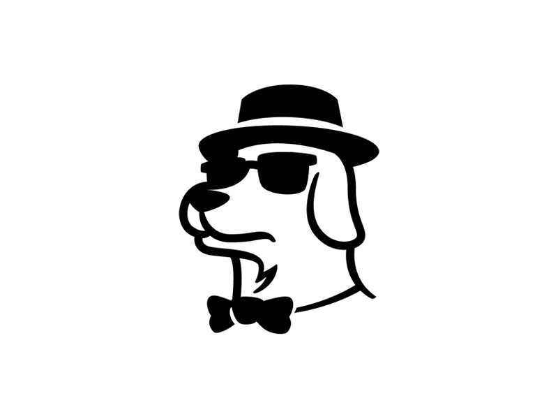 SOLD) Classy Dog - For Sale logo by Suhandi - Dribbble