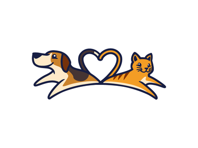 Luvly Paws Logo
