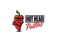 Hot Head Putters Logo