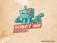 Robot Ink Design