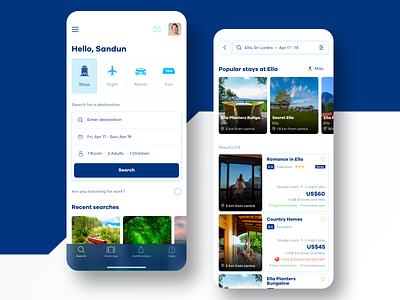 Booking App 🏝✈️ hotel booking travel app product design ui design ui  ux booking app clean ui uxdesign ui ux user inteface travel product app design interface interaction inspiration design clean app