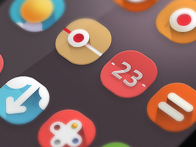 Icon icon design icons ui gui cartoon sms music theme