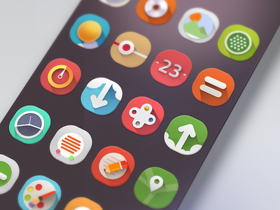 All icons icon design icons ui gui cartoon sms music theme