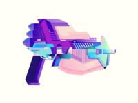 Pink sniper