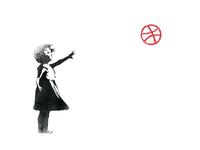 Banksy Dribbbles