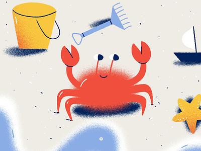 Cancer Sign animation frame by frame lobstertv lobsterstudio animationm illustration sign cancer crab zodiac