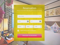 067 Hotel booking