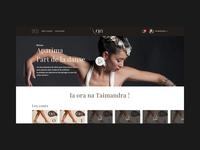 Ori - Tahitian dance school online - My courses page.