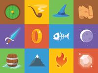 Hobbit Icons