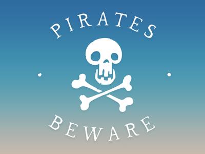 Pirates Beware