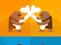 Attachment duel