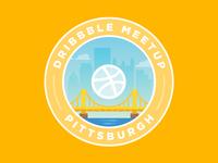 Dribbble meetup teaser