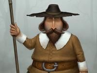 Salem Villager