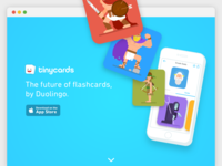 Tinycards Splash