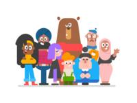 Adding some character to Duolingo