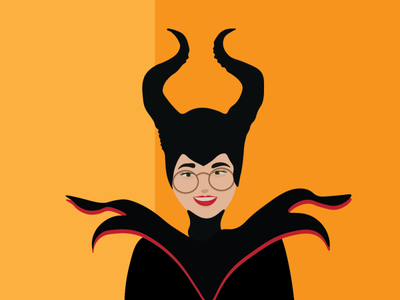 Me As Maleficent