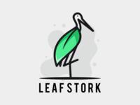 Leaf Stork