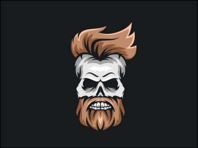Manly Skull