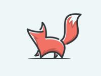 FOX LINE MINIMAL LOGO