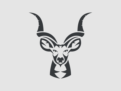 ANTELOPE animal antelope thedesignmate logoawesome design vector illustration dribble logo instagram ideas logoinspirations