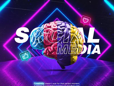 Social Media Vol.03 advertisement social media grahpic socialmedia illustration creative social media creative design branding advertising artwork design