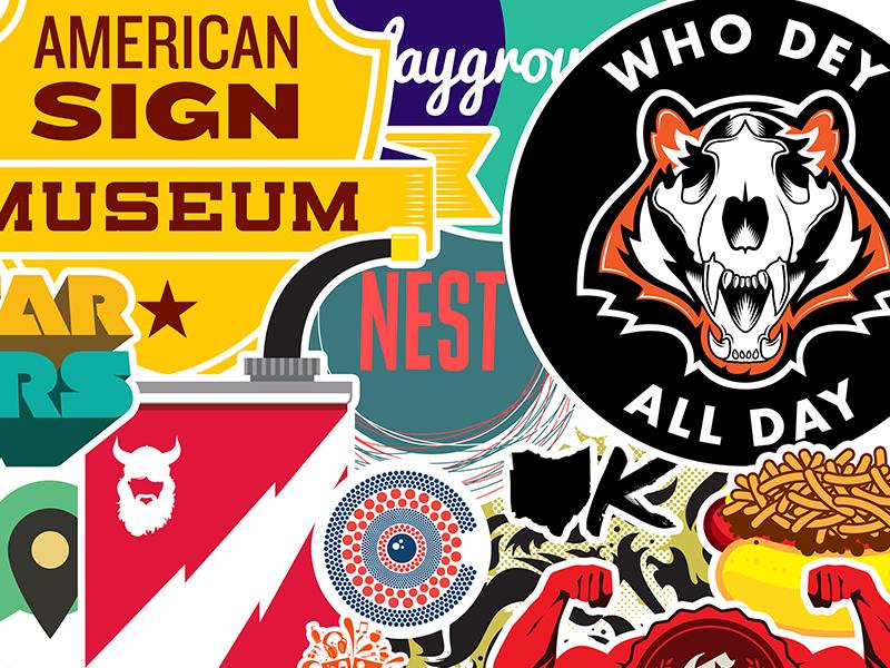WHBV Logo Wall 01 nest bengals vikings whbv