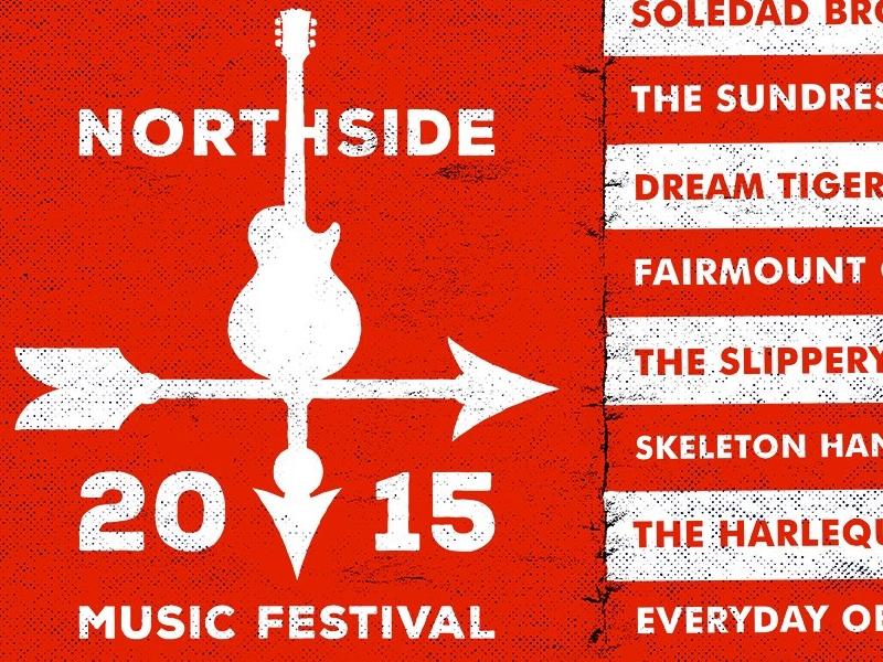 NMF2015 Poster mpmf bonoroo festival music pitchfork midwest ohio cincinnati northside