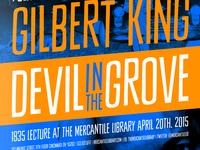 Gilbert King Poster