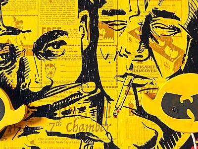 Wu Tang + Bill Murray