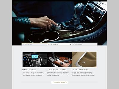 Infiniti's Digital Transformation design user interface ux automotive design direction uiux app design web design ui branding art direction
