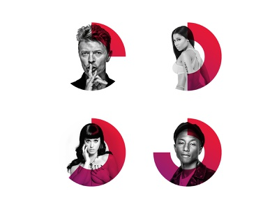 Beats Music logo mobile design design app design ui art direction design direction branding