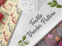 Textile Vector Pattern