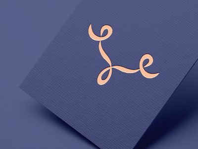 Logotype -Movimente design gráfico graphic design pink blue ballet logotype design de logótipo logotipo logomarca