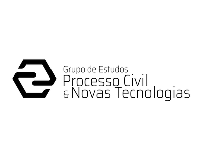 PROCESSO CIVIL E NOVAS TECNOLOGIAS logotype logodesign logo design logo graphic design logo graphic design graphicdesign design