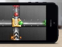 iOS game GUI