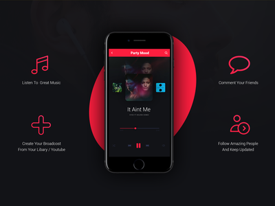 Music Player | Playroom App
