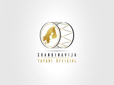 SKANDINAVIA TAPANI LOGO branding vector logo design