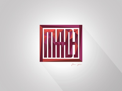 Mad3 for you branding website logo web vector design