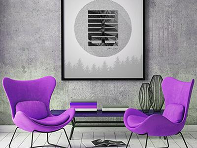 Poster MFY website web illustration branding vector logo design