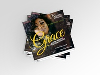 GRACE Concert Invite