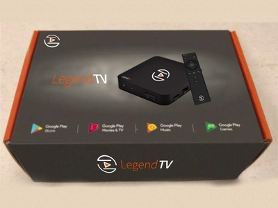Legend TV Box Package